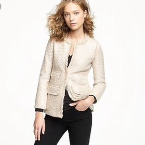 NWT j.crew jubilee jacket tweed